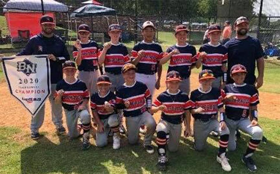 Texas Desperados 12U places second a the NCS World Series