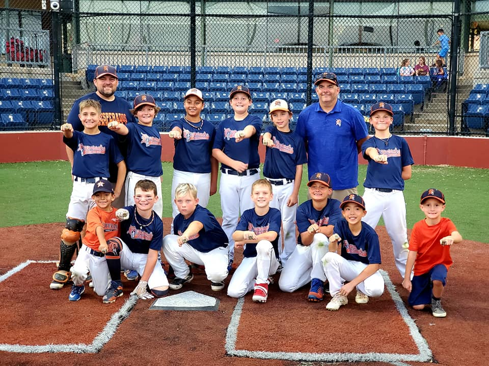 Texas Desperados 11U go undefeated to take the 2020 Gene Campbell Memorial Championship.